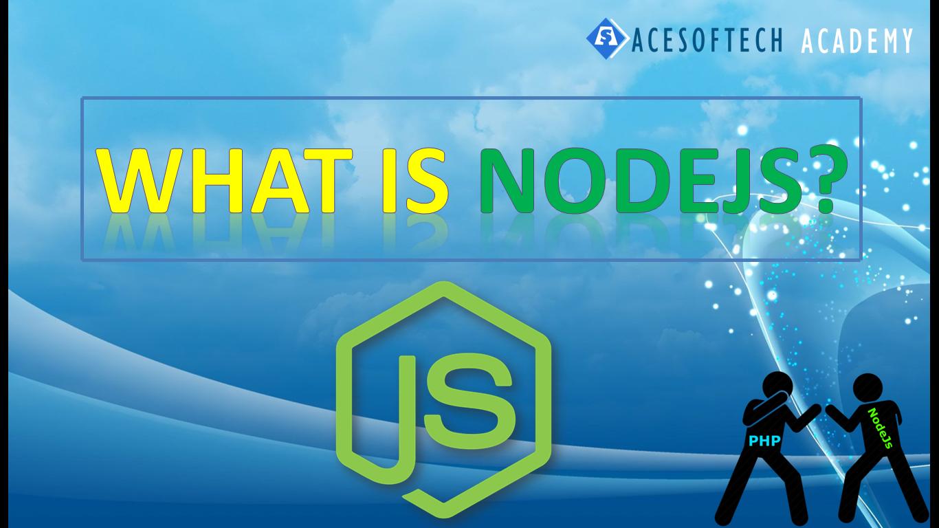 PHP Vs Nodejs : MEAN stack Training in Kolkata | Nodejs Angular Training